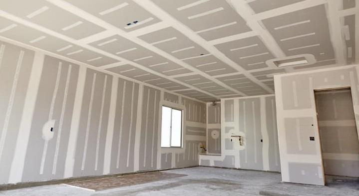 Stucen van muren en plafonds C&C Stucadoors en Schildersbedrijf